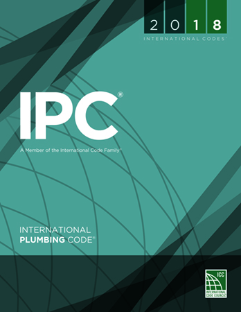 International Plumbing Code Book Cover