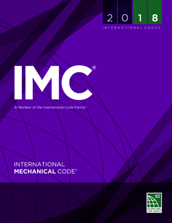 International Mechanical Code Book Cover